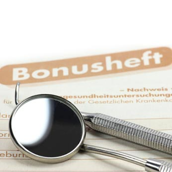 Das Bonusheft beim Zahnarzt Köln